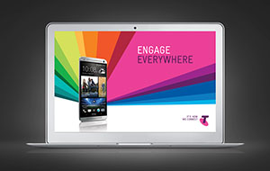 Telstra Engage Everywhere Prezi